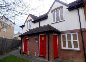 Thumbnail 1 bed terraced house to rent in Jeffcut Road, Chelmer Village, Chelmsford