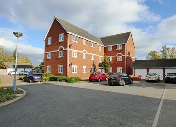 Thumbnail 2 bedroom flat for sale in Aspen Court, Woodbridge, Suffolk