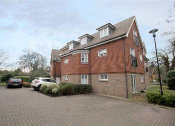 Thumbnail 2 bed flat to rent in Stretton Court, Wey Road, Weybridge, Surrey