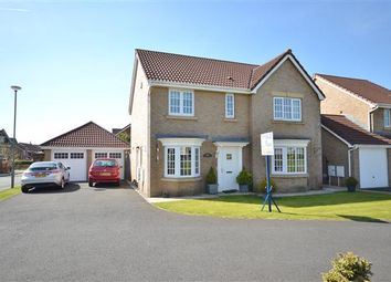 Thumbnail 4 bedroom detached house for sale in Guernsey Avenue, Buckshaw Village, Chorley