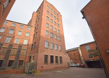 Thumbnail 2 bed flat for sale in Longs Mill, Brookbridge Court, Brook Street, Derby