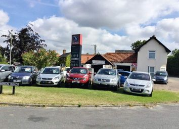 Thumbnail Parking/garage for sale in Cross Keys Garage, Diss