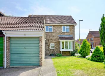 Thumbnail 3 bed detached house for sale in Meadowsweet, Eaton Ford, St. Neots