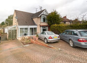 Thumbnail 3 bedroom semi-detached house for sale in Whitworth Road, Swindon