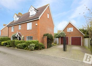 Thumbnail 6 bed detached house for sale in Leeford, Chelmsford, Essex