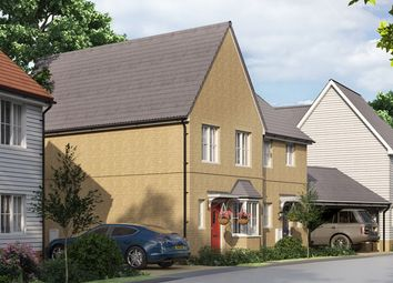 "Thumbnail 3 bedroom property for sale in ""The Sussex"" at Yarrow Walk, Red Lodge, Bury St. Edmunds"