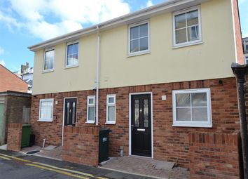 Thumbnail 2 bed semi-detached house for sale in Lushington Lane, Eastbourne