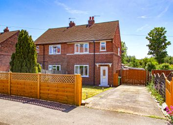 Thumbnail 2 bed semi-detached house for sale in Birch Road, Kippax, Leeds