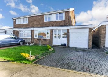 3 bed semi-detached house for sale in Brookside, Dudley, Cramlington NE23