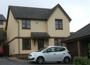Thumbnail 4 bed detached house to rent in Shearwater Drive, Torquay