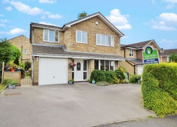 Thumbnail 4 bed detached house for sale in Westleigh Close, Baildon, Shipley
