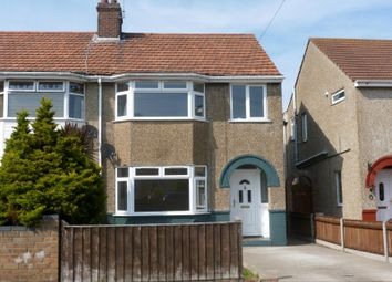 Thumbnail 3 bedroom semi-detached house to rent in Kimberley Road, Lowestoft
