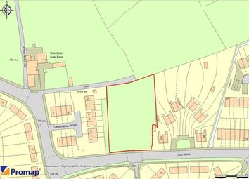 Thumbnail Land for sale in Land Adjacent 210, Old Road, Thornton, Bradford