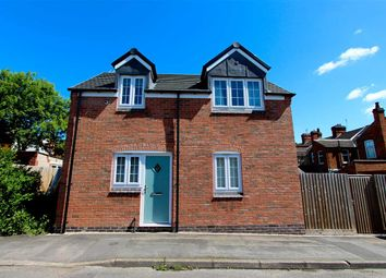 Thumbnail 2 bed detached house for sale in Ellis Street, Anstey, Leicester