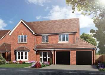 Thumbnail 5 bed detached house for sale in Orchard Grange, Barkham Road, Wokingham