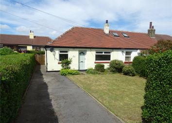 Thumbnail 2 bed semi-detached bungalow for sale in Haworth Road, Bradford, West Yorkshire