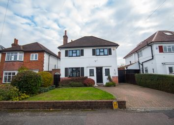 Thumbnail 4 bed detached house for sale in Winchester Drive, Pinner, Middlesex