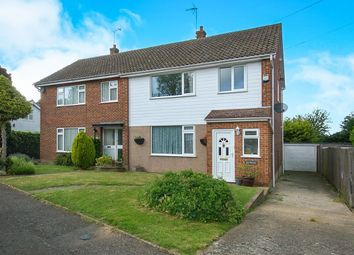 Thumbnail 3 bed semi-detached house for sale in The Birches Quakers Close, Hartley, Longfield