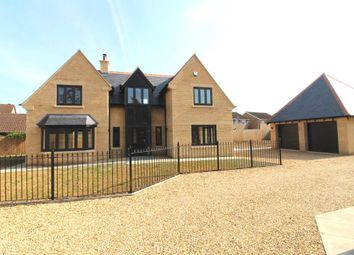 Thumbnail 4 bedroom detached house for sale in Eastfield Road, Peterborough