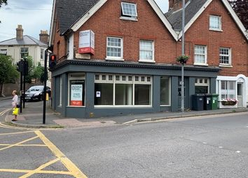 Thumbnail Retail premises to let in Newtown, Uckfield