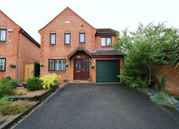 4 bed detached house for sale in Bremen Grove, Shenley Brook End, Milton Keynes MK5