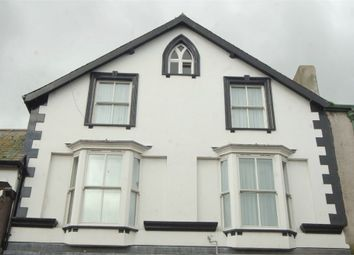 Thumbnail 3 bed maisonette for sale in Castle Street, Conwy