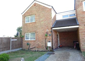 Thumbnail 3 bed property for sale in Waltham Close, Ipswich