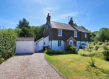 East Hoathly, Lewes BN8. 2 bed semi-detached house for sale