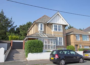 Thumbnail 4 bed detached house for sale in Charlton Road, Crownhill, Plymouth