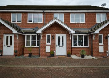 Thumbnail 3 bed terraced house for sale in Yorktown Close, Dovercourt, Essex