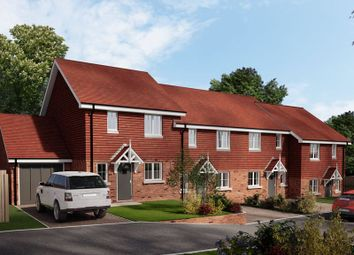 Thumbnail 2 bed terraced house for sale in Wrecclesham Hill, Wrecclesham, Farnham