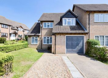 Thumbnail 3 bed semi-detached house for sale in Purbrook Road, Tadley