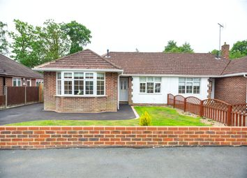Thumbnail 3 bed semi-detached bungalow for sale in Blackmoor Wood, Ascot, Berkshire
