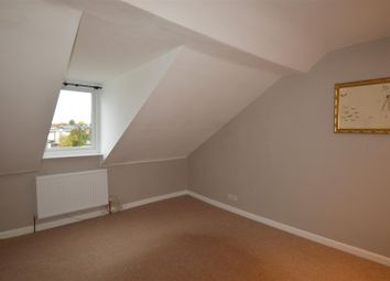 Thumbnail 2 bed flat to rent in Wonford Road, St. Leonards, Exeter