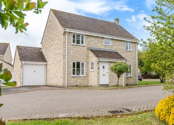 Thumbnail 4 bedroom detached house for sale in Jacobs Close, Tetbury