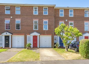 Thumbnail 3 bed terraced house for sale in Lucerne Court, Brackley Road, Beckenham