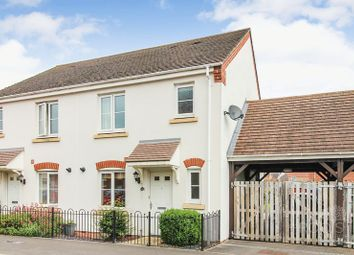 Thumbnail 3 bed semi-detached house for sale in Rotary Way, Thatcham