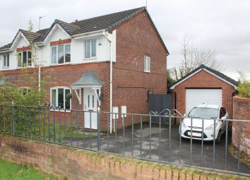 Thumbnail 3 bed semi-detached house for sale in 3 Heapfold, Norden, Rochdale