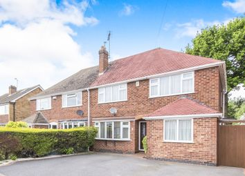 Thumbnail 3 bed semi-detached house for sale in Cedarwood Drive, Balsall Common, Coventry