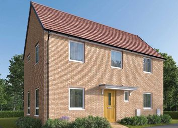 "Thumbnail 3 bed detached house for sale in ""The Underwood"" at Bede Ling, West Bridgford, Nottingham"