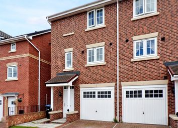 Thumbnail 2 bedroom semi-detached house for sale in Holly Crescent, Sacriston, Durham