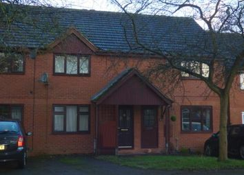 Thumbnail 2 bed terraced house for sale in Ellerbeck, Wilnecote, Tamworth, Staffordshire