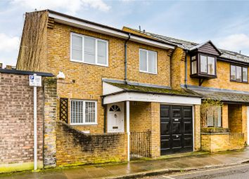 Thumbnail 3 bed detached house for sale in Glentham Road, London