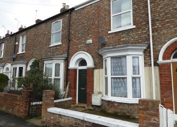 Thumbnail 5 bedroom terraced house for sale in Nunthorpe Road, York