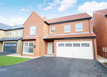 Thumbnail 5 bed detached house for sale in Panache Development, Sherburn In Elemet, Leeds
