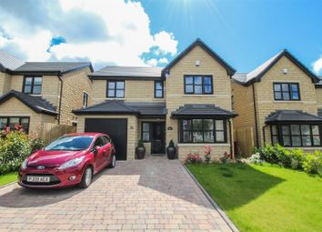 Thumbnail 4 bed detached house for sale in Copperfield Close, Clitheroe