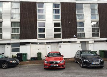 Thumbnail Town house to rent in Hornby Close, Swiss Cottage