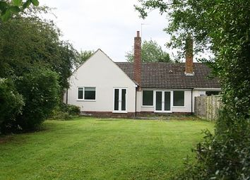 Thumbnail 3 bed bungalow to rent in Eastern Way, Darras Hall, Ponteland