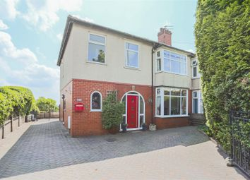 Thumbnail 4 bed semi-detached house for sale in Bolton Road West, Ramsbottom, Bury