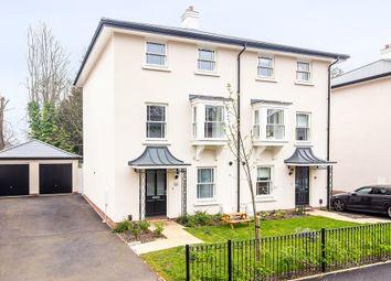 Thumbnail 4 bed semi-detached house to rent in Highfield Road, Edgbaston, Birmingham